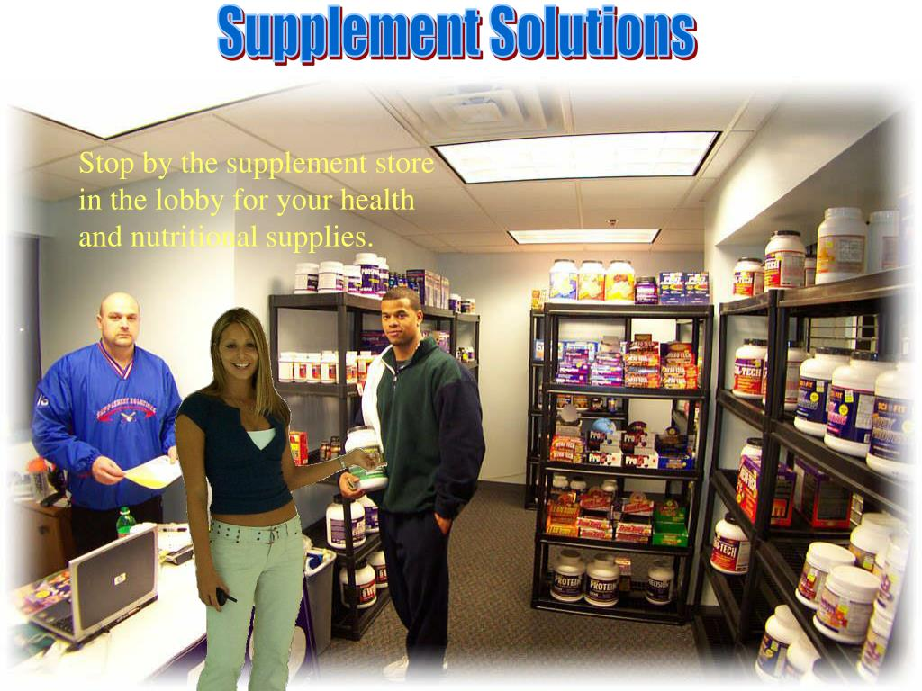 Supplement Solutions