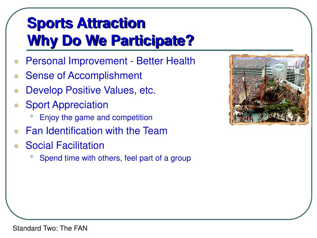 Sports Attraction