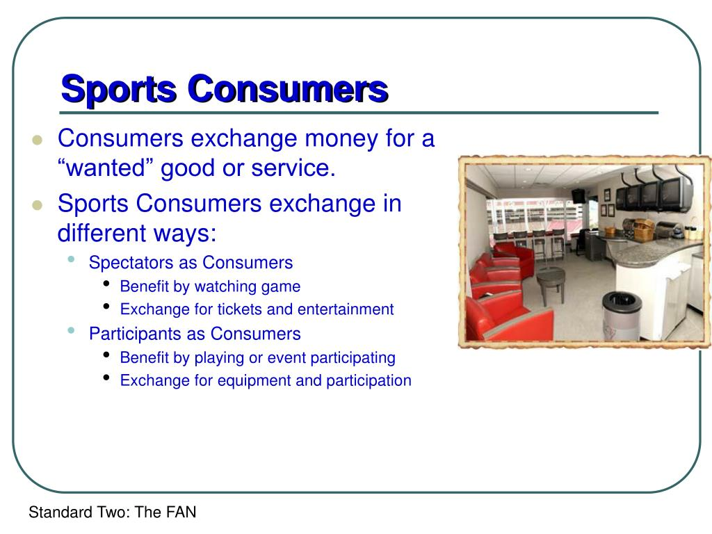 Sports Consumers