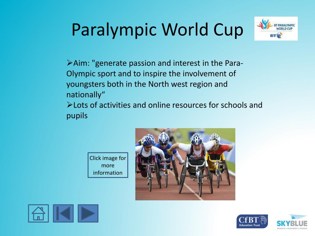 Paralympic World Cup