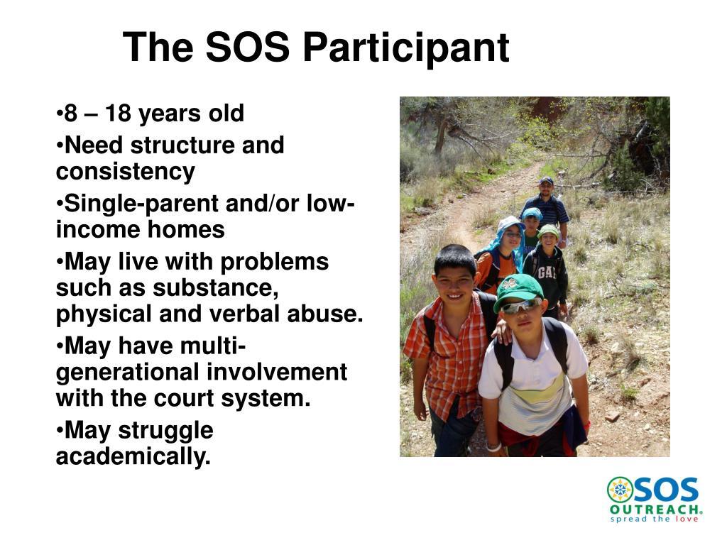 The SOS Participant