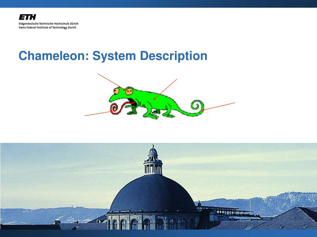Chameleon: System Description