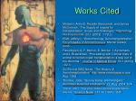 works cited18