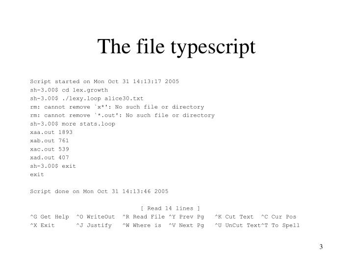The file typescript l.jpg