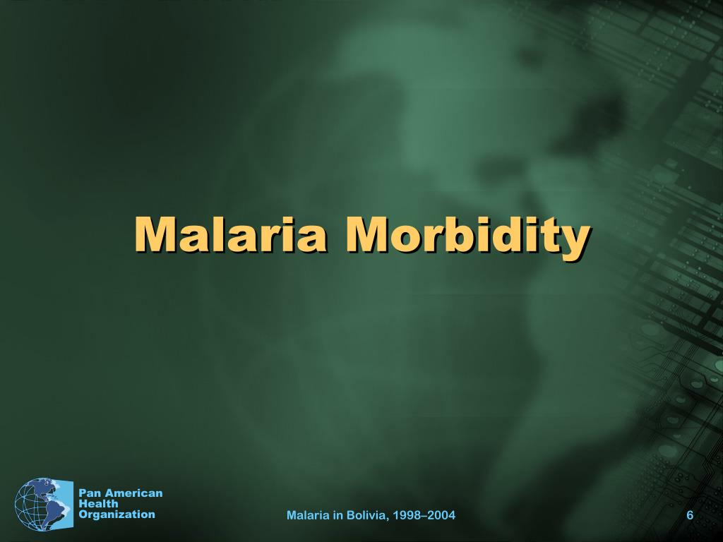 Malaria Morbidity