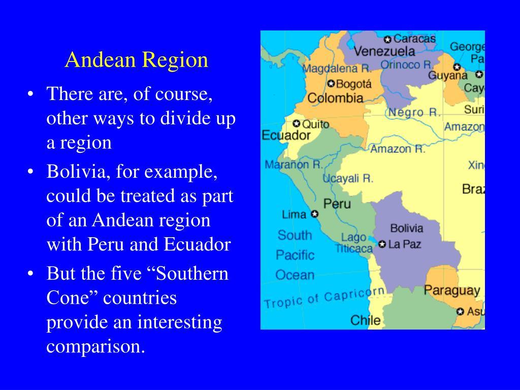 Andean Region
