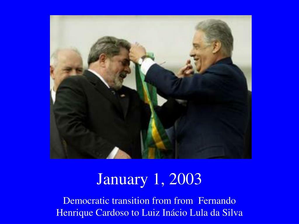 January 1, 2003