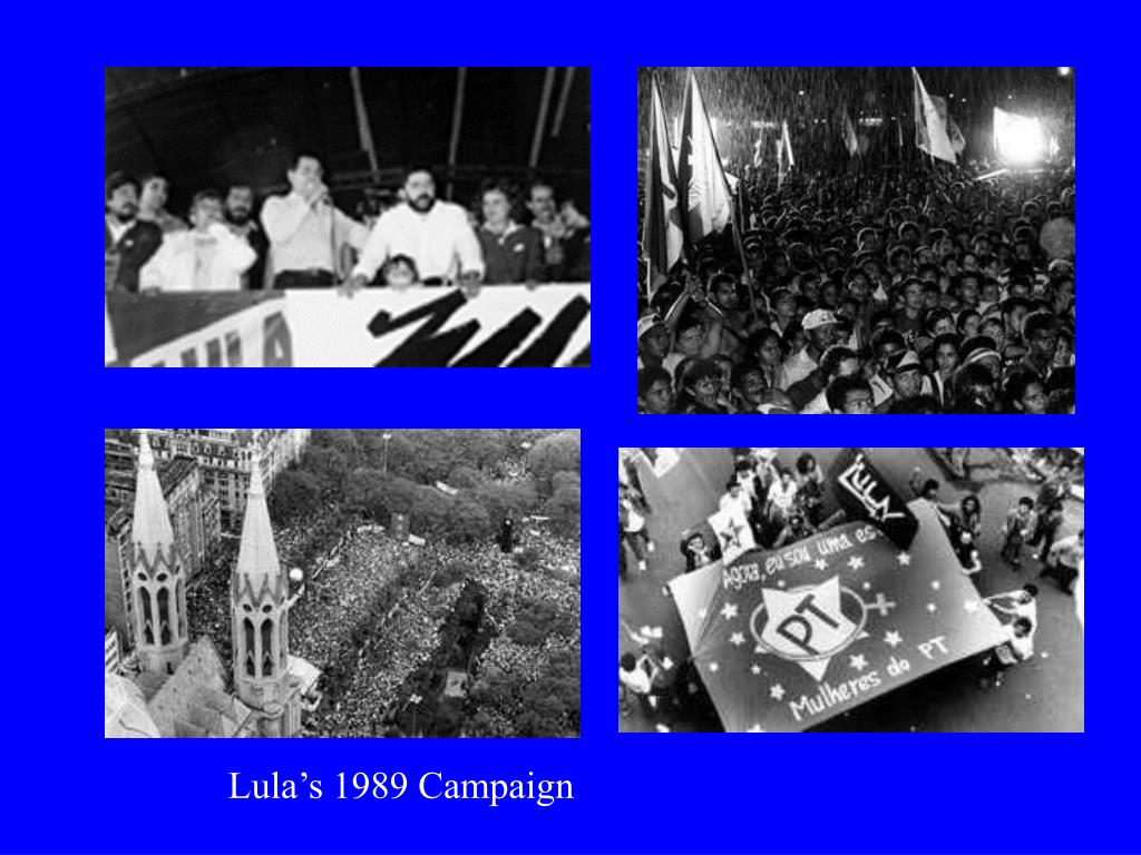 Lula's 1989 Campaign