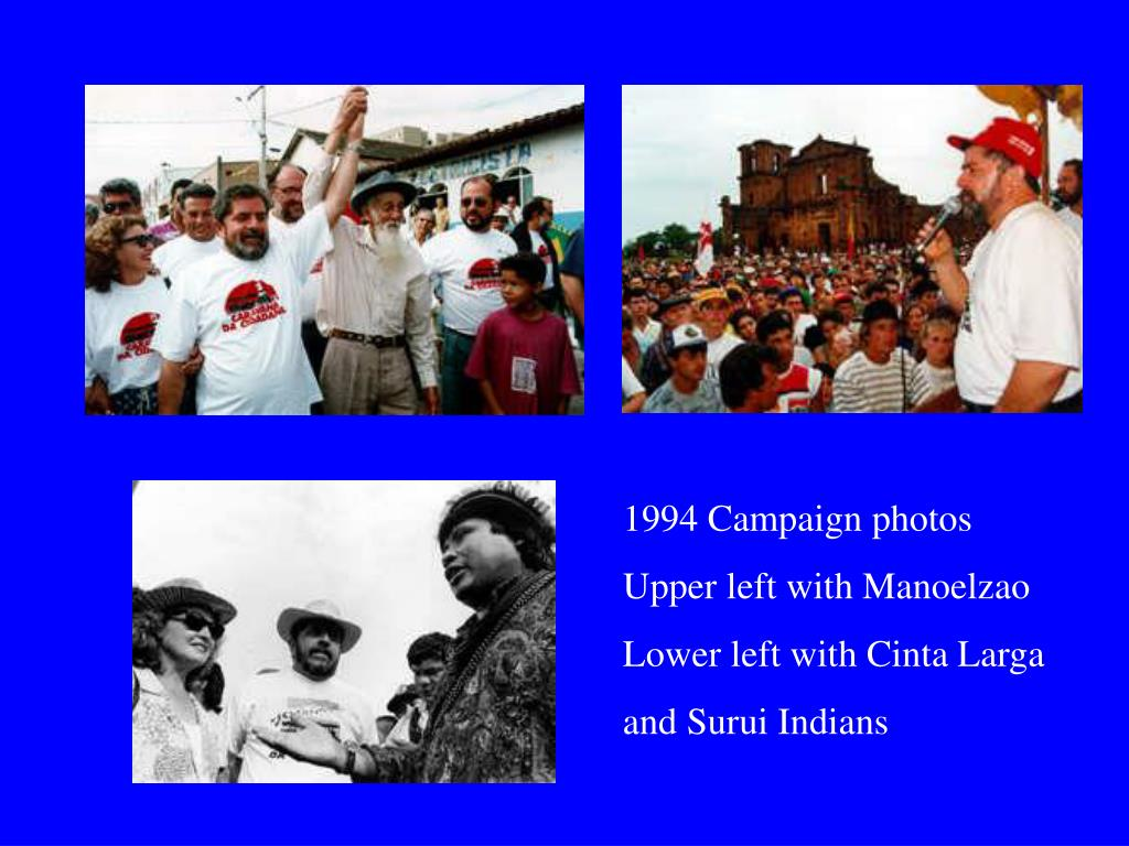 1994 Campaign photos