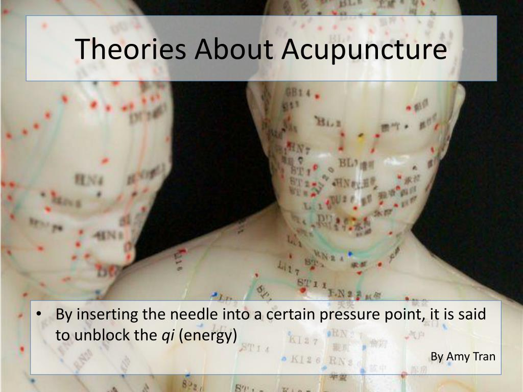 Theories About Acupuncture