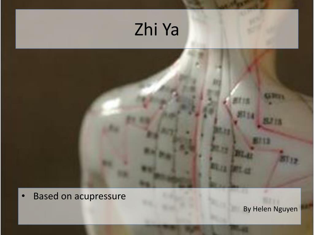 Zhi Ya