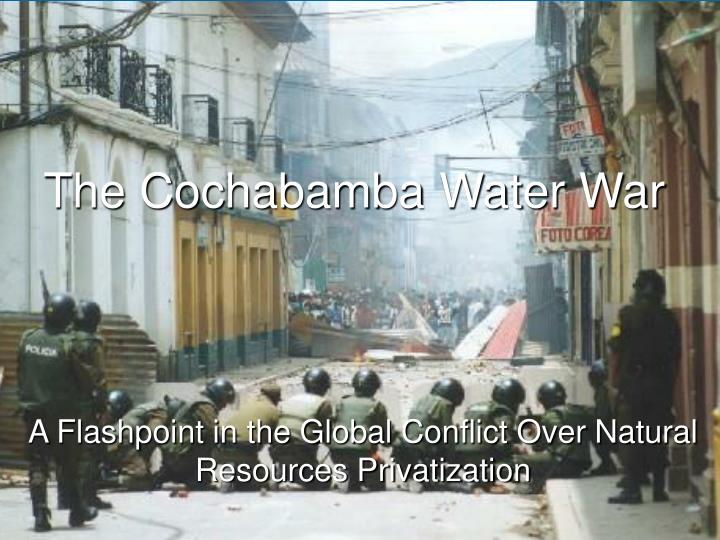 The cochabamba water war l.jpg