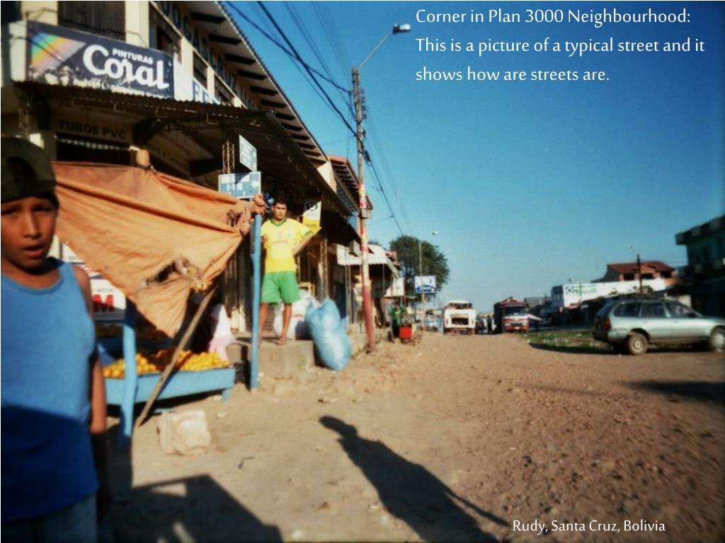 Corner in Plan 3000 Neighbourhood: This is a picture of a typical street and it shows how are streets are.