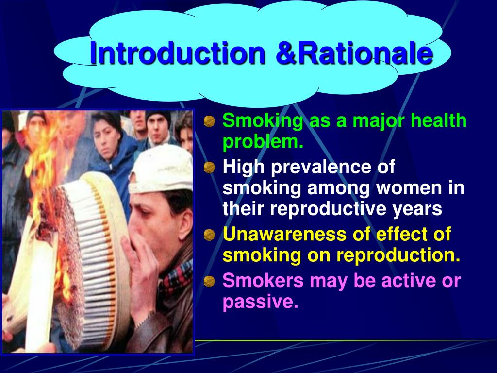 Introduction &Rationale