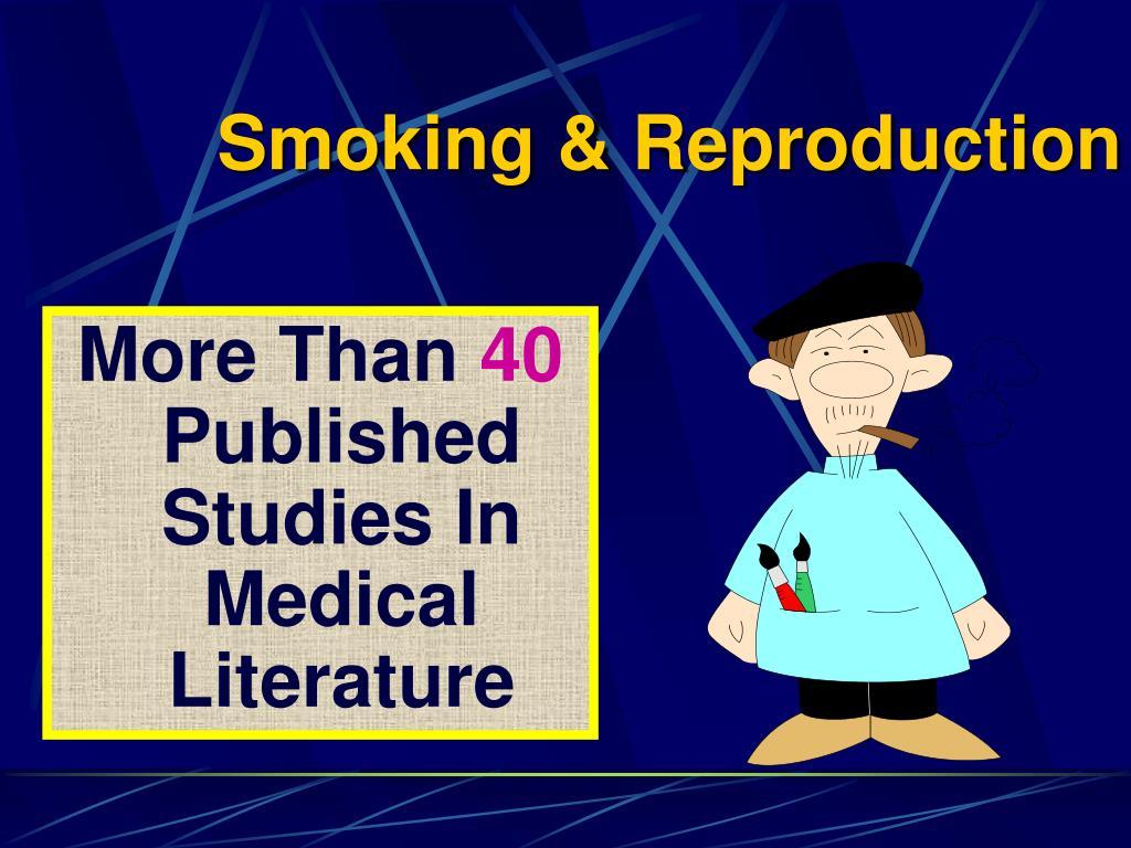 Smoking & Reproduction