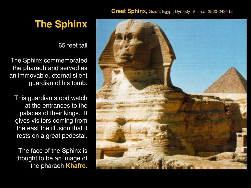 Great Sphinx,