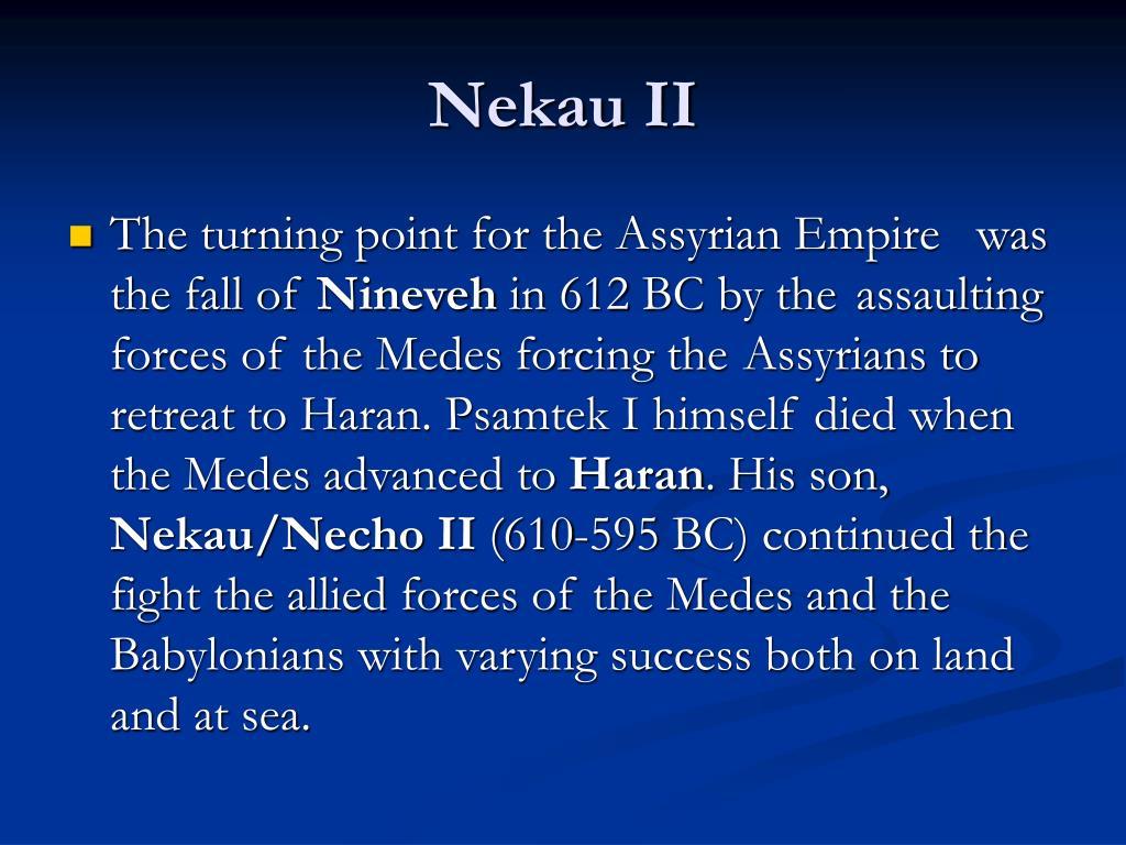 Nekau II