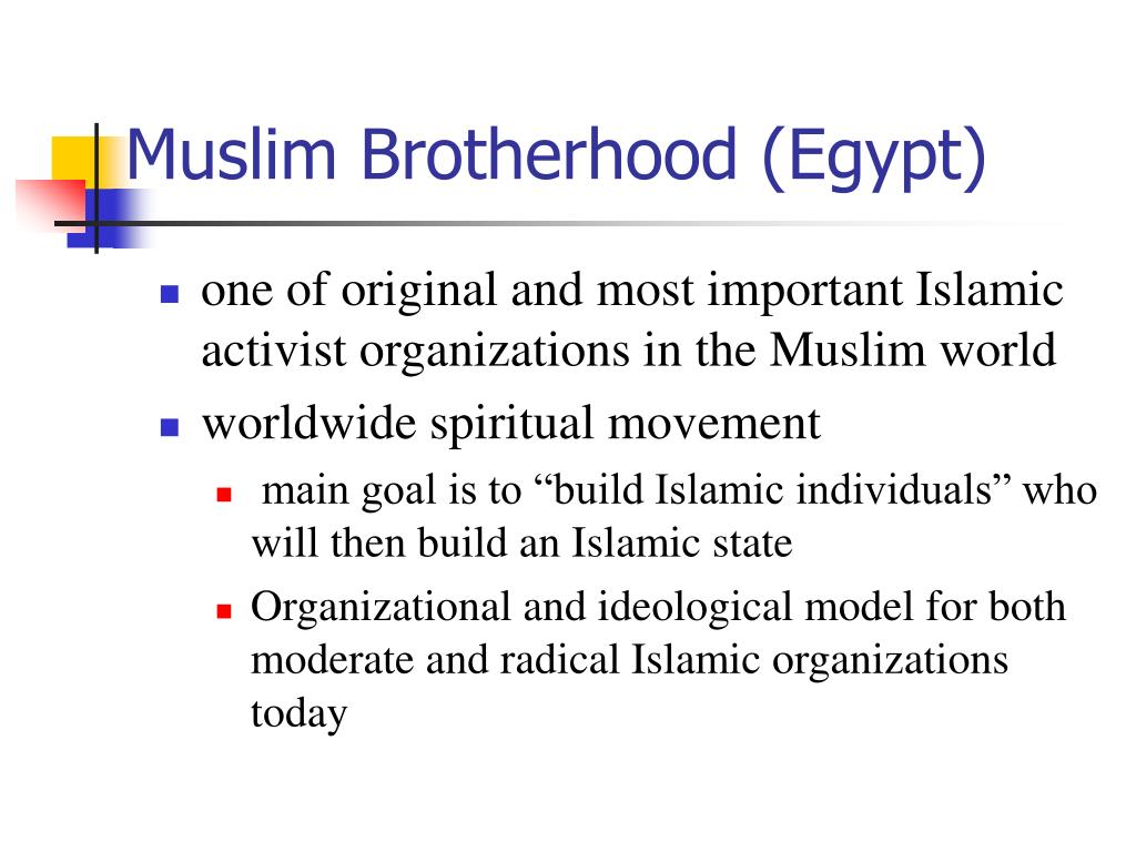 Muslim Brotherhood (Egypt)