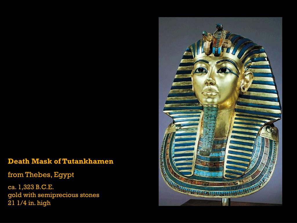 Death Mask of Tutankhamen