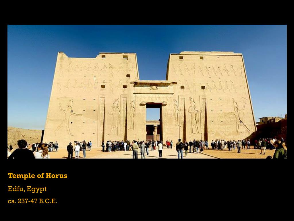 Temple of Horus