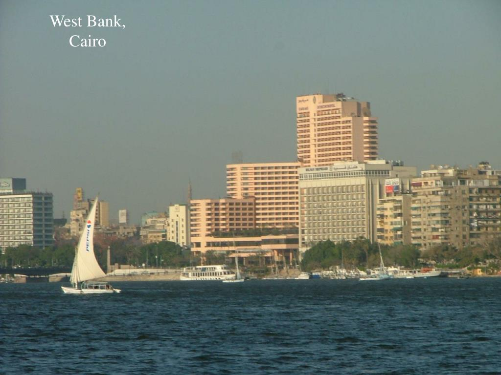 West Bank, Cairo