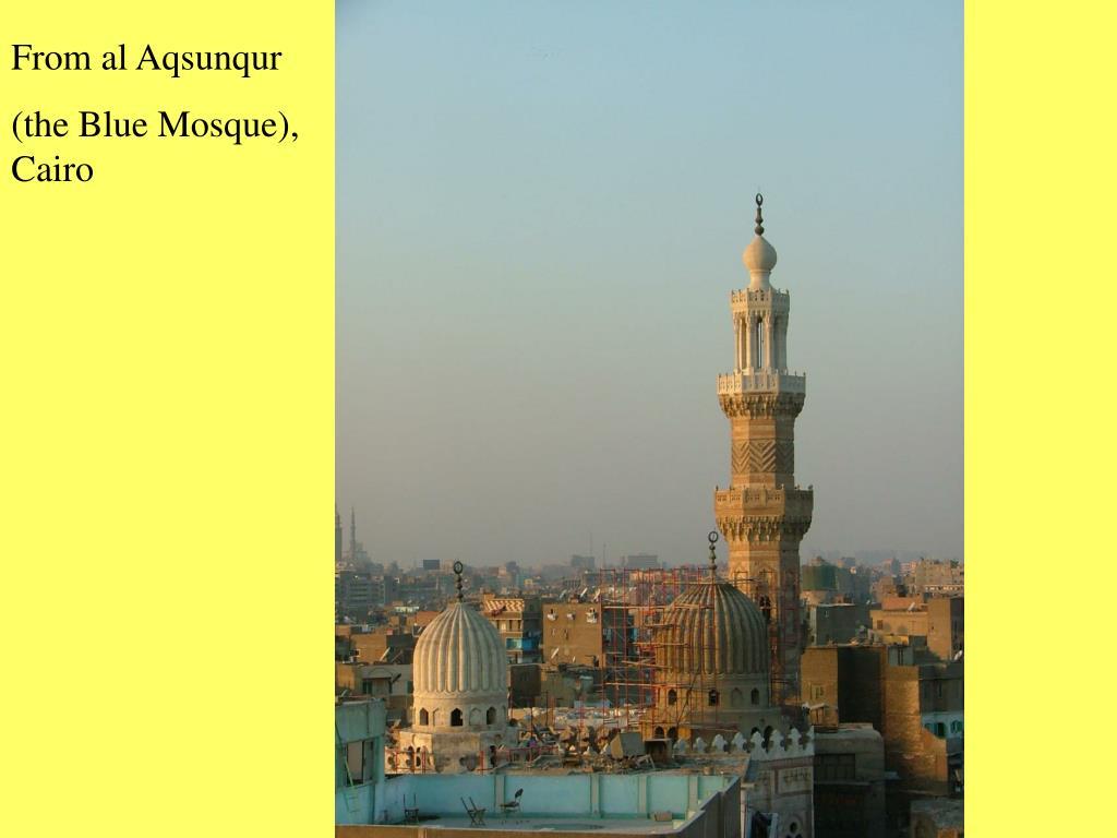 From al Aqsunqur