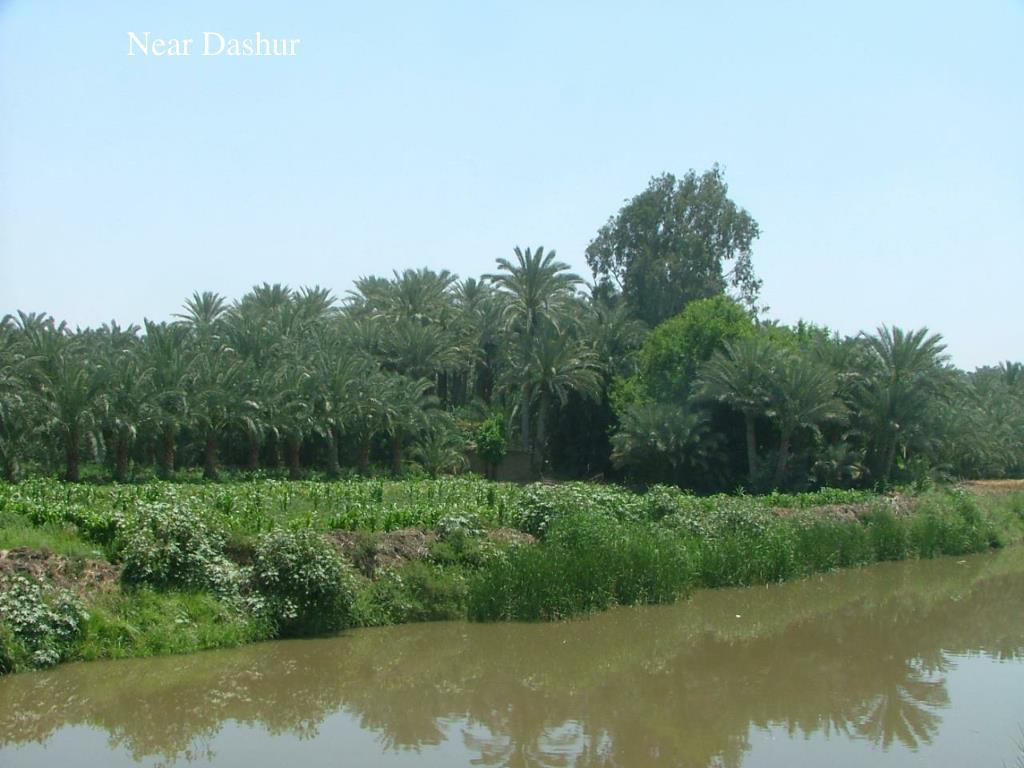 Near Dashur