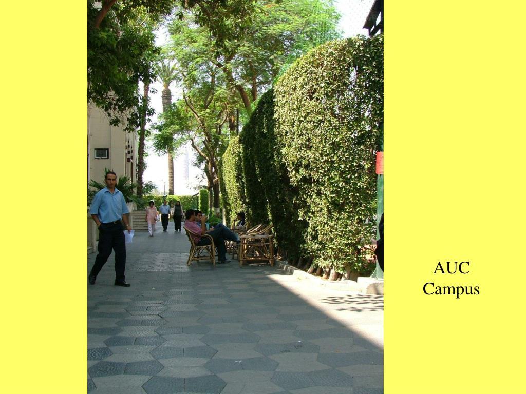AUC Campus