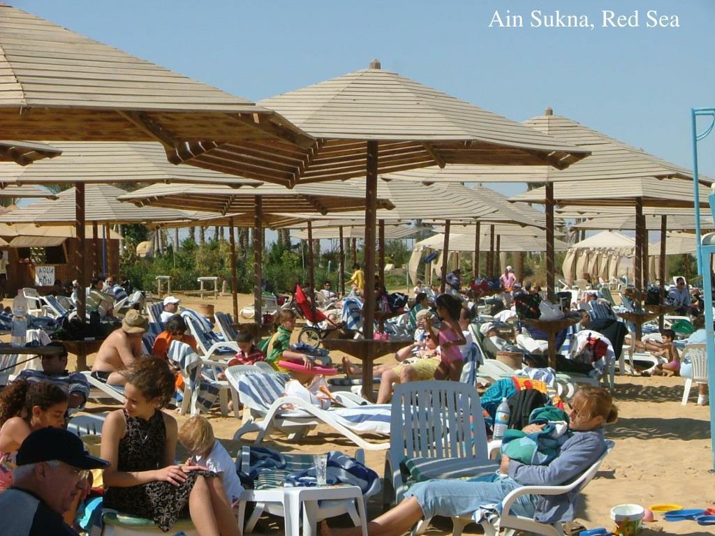 Ain Sukna, Red Sea