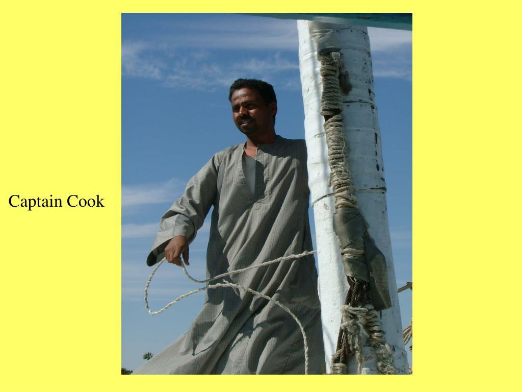 Capt. Cook