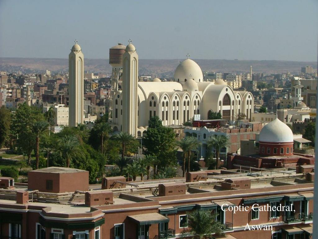 Coptic Cathedral,