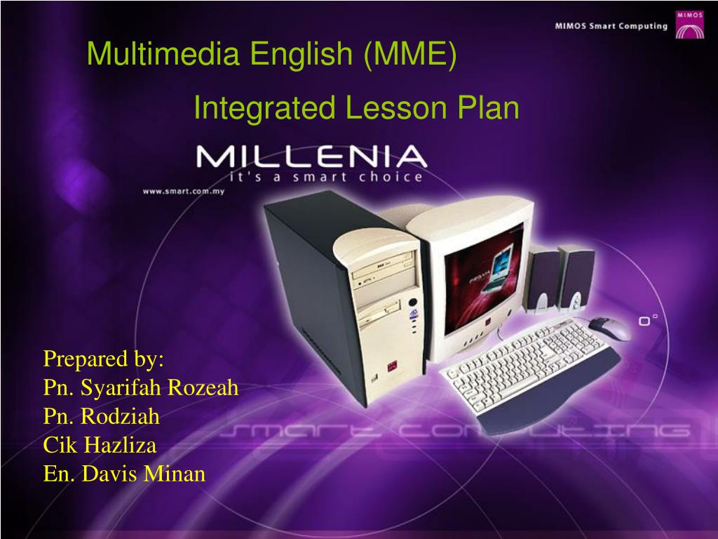 Multimedia English (MME)