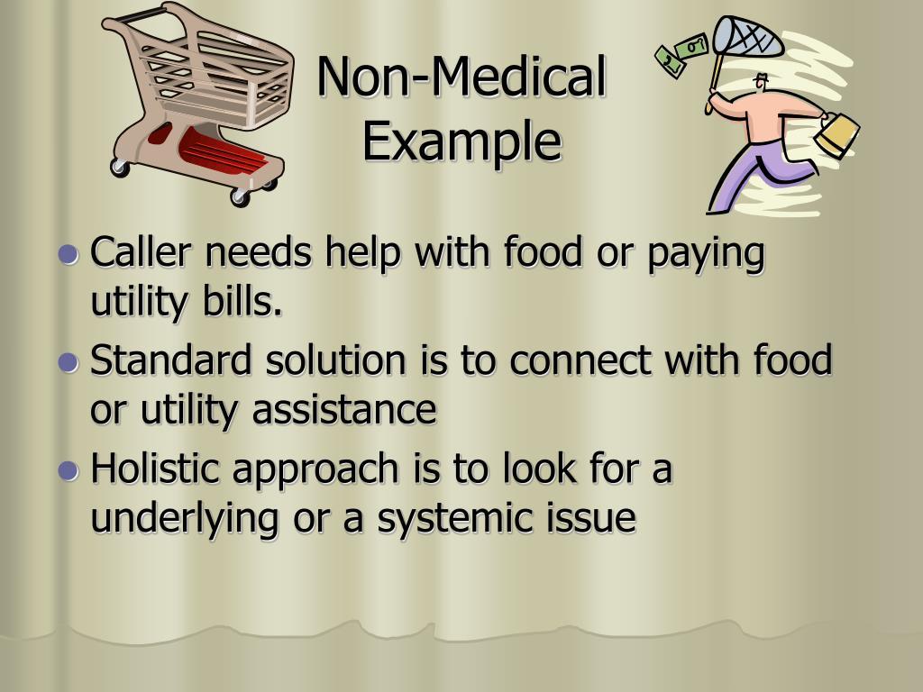 Non-Medical