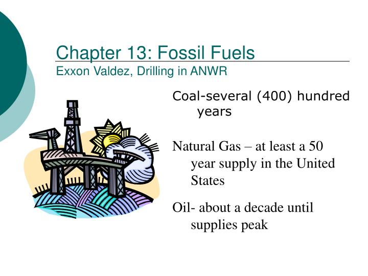 Chapter 13: Fossil Fuels
