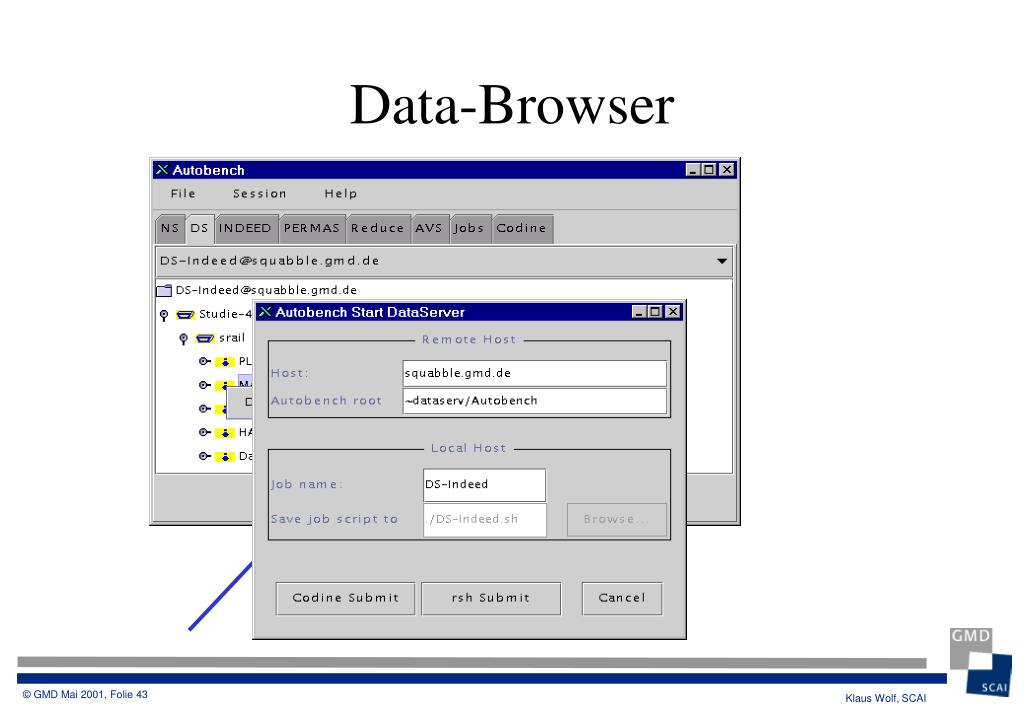 Data-Browser