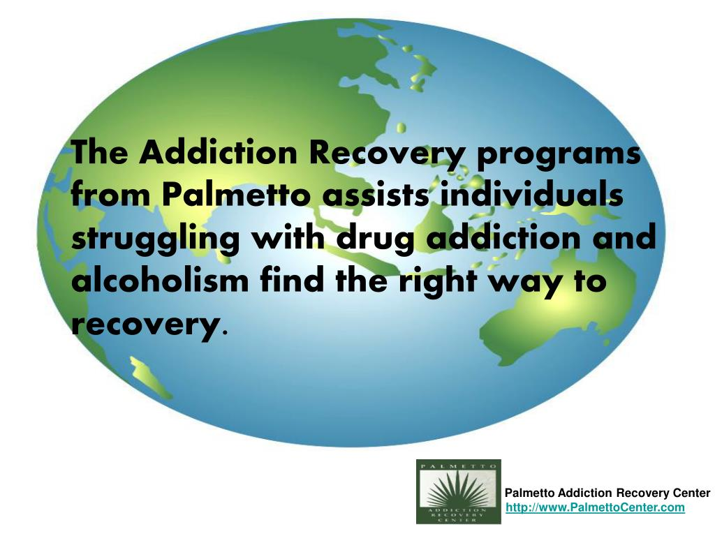 Palmetto Addiction Recovery Center