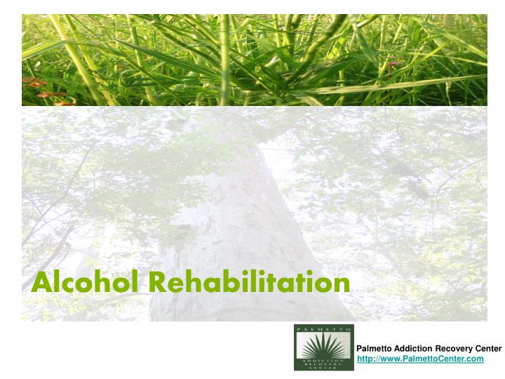 Alcohol rehabilitation l.jpg