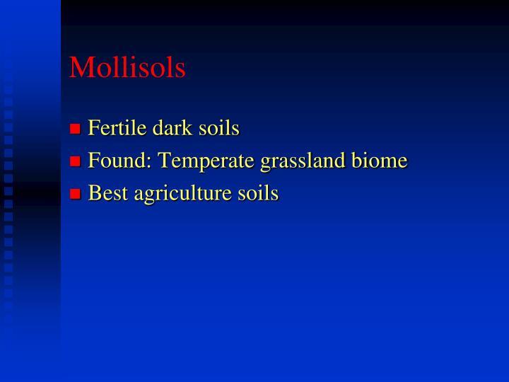 Mollisols