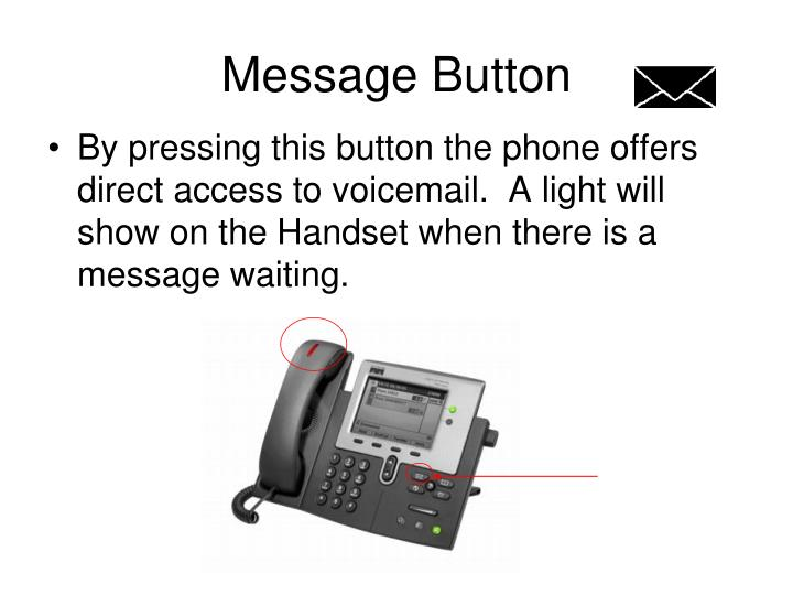 Message Button