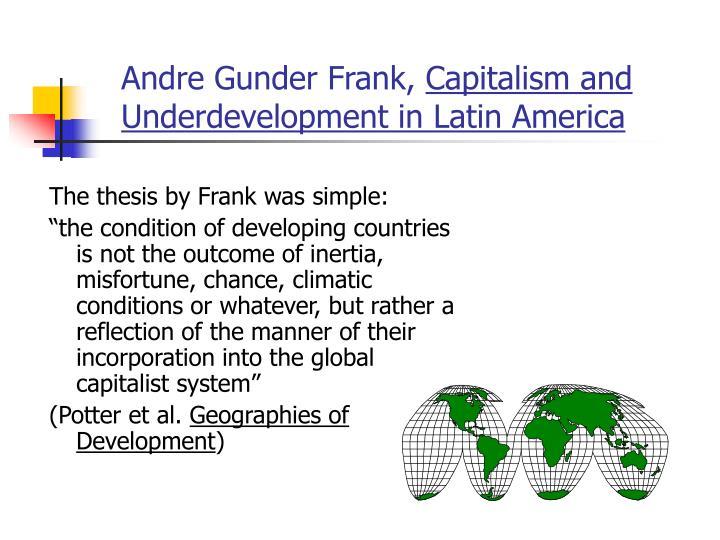 Andre Gunder Frank,