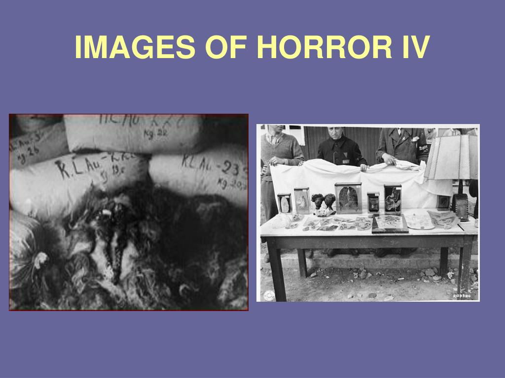 IMAGES OF HORROR IV