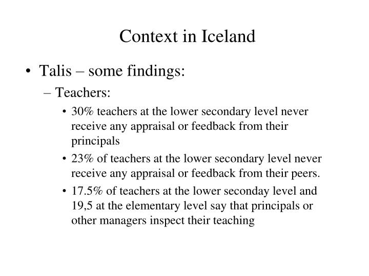 Context in iceland3