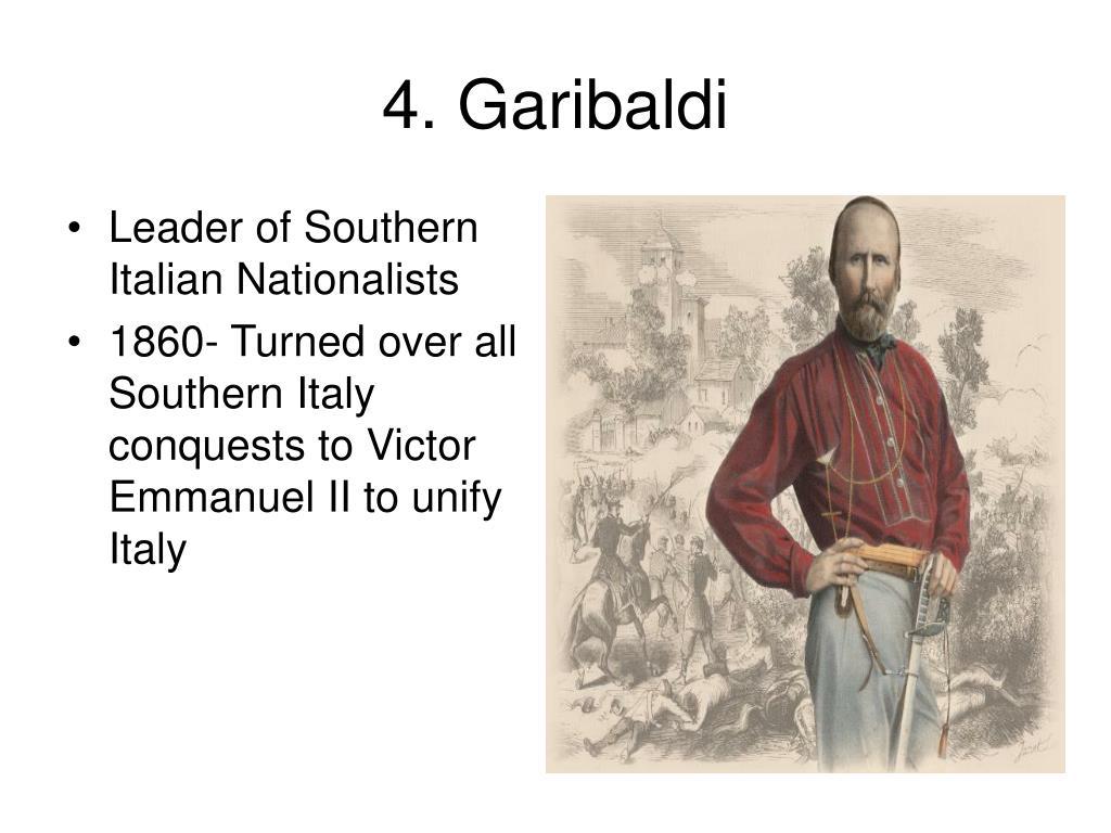 4. Garibaldi