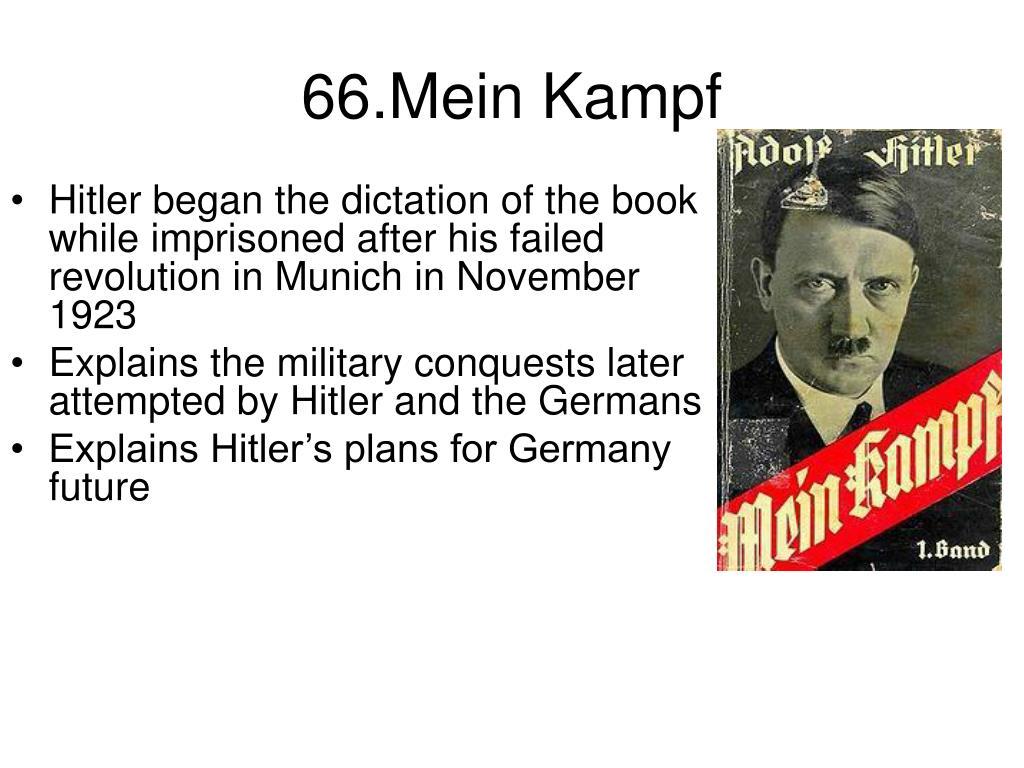 66.Mein Kampf