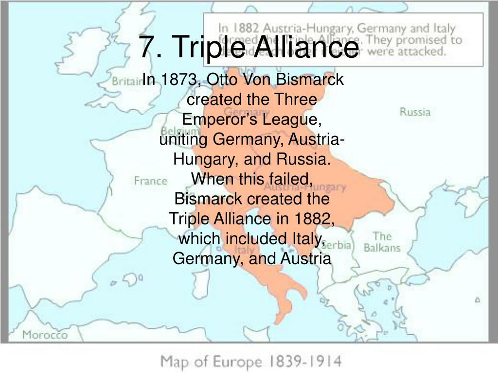 7. Triple Alliance