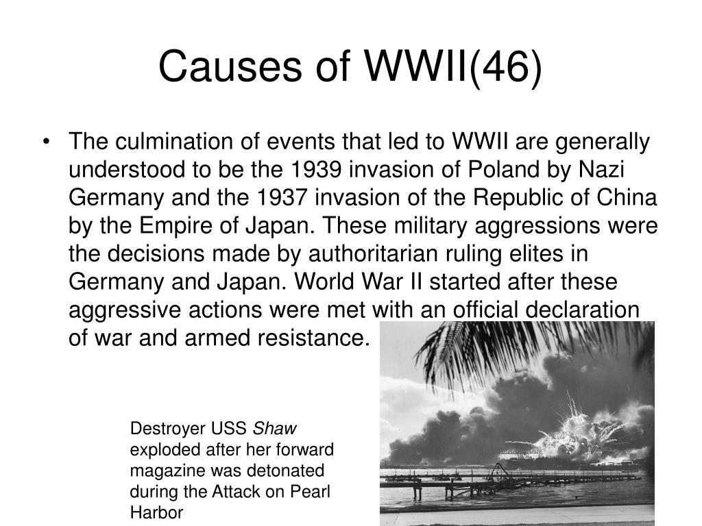Causes of WWII(46)