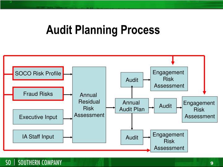 Audit Planning Process