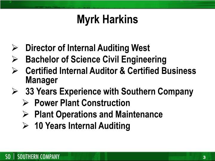 Myrk Harkins