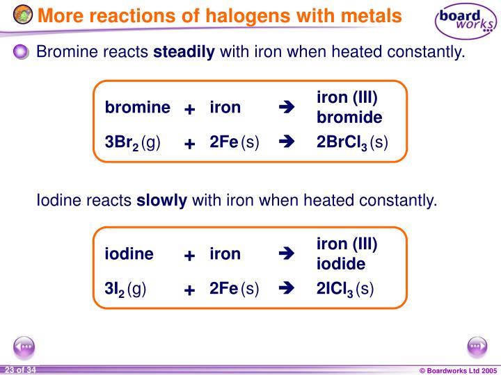 iron (III)