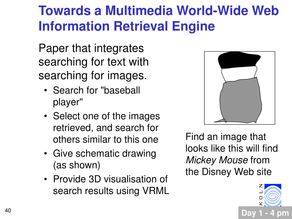 Towards a Multimedia World-Wide Web Information Retrieval Engine
